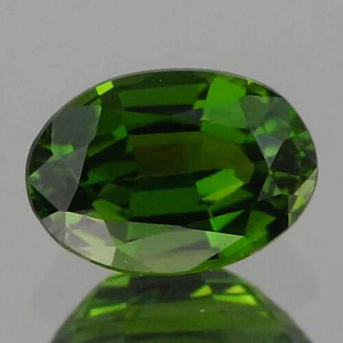 Video_0.53cts_Kenya_Natural Grossular Garnet_Vivid Chrome Green_Oval Cut_GM299