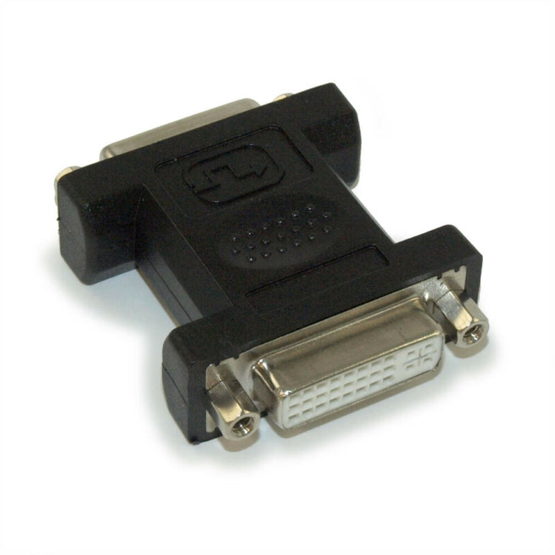 DVI Coupler / Gender Changer (Female to Female)
