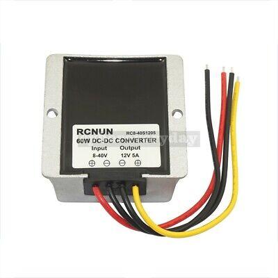 Car Voltage Stabilizer Dc-dc Buck Boost Converter Module 8-40v To 12v 6a 60w