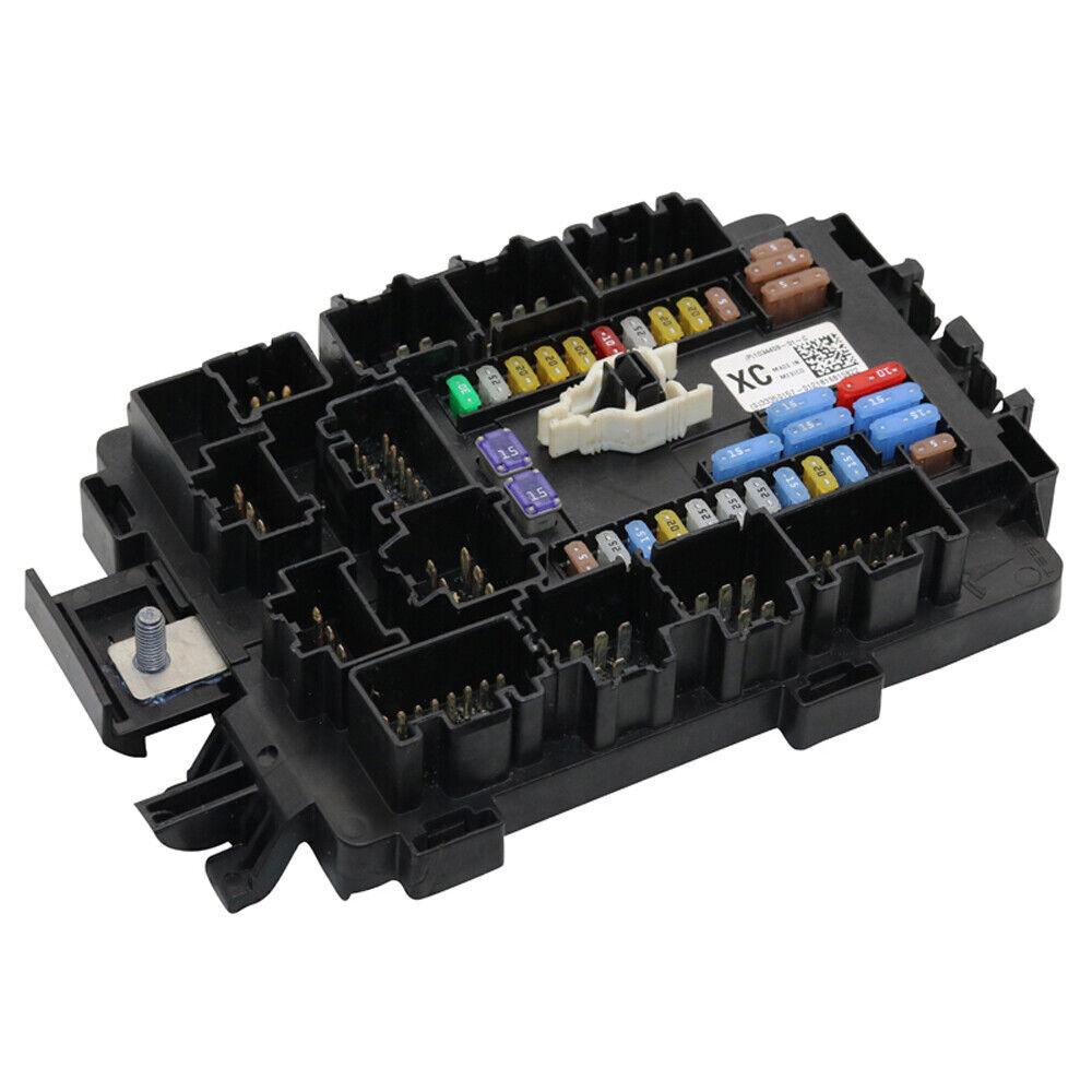 original 1034409 01 c 103440901c fuse box control module bcm cadillac fuse box tesla model s 12v port fuse