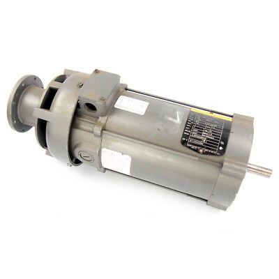 Baldor 34 Hp Permanent Magnet Dc Motor 1750 Rpm Tefc 56c Frame
