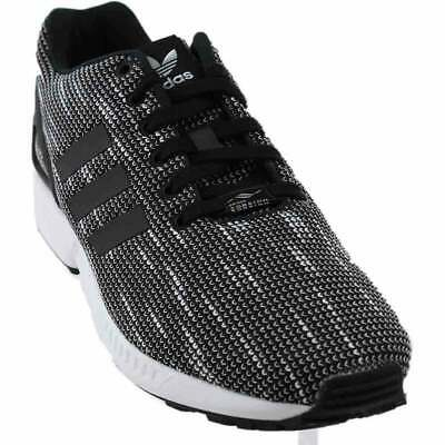 adidas ZX FLUX  Casual Running Stability Shoes Black Mens - Size 5 D