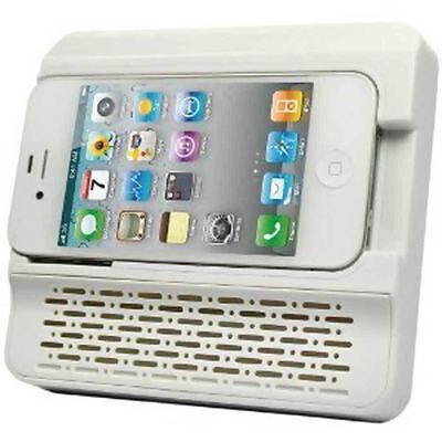 AMPLIFICATORE PER IPHONE 4-4S CASSA PORTATILE ALTOPARLANTE SONORO CASSE