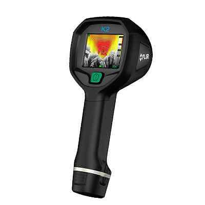 Flir K2 Fire Protection Thermal Imager Tic 19200 Pixels 160 X 120