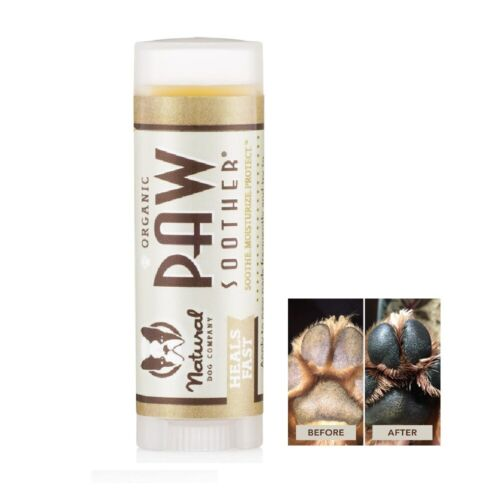 Dog Paw Balm Heals Dry Cracked Irritated Pads Dogs Paw Soother Balm