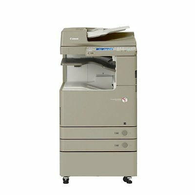 Canon Imagerunner Advance C2020 All In One Copier Printer Scan Mfp Color