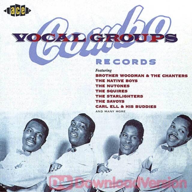 Combo Vocal Groups Vol 1 (CDCHD 599)