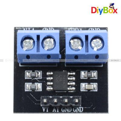 Voltage And Current Sensor Consume Voltage Load Detection Module Arduino