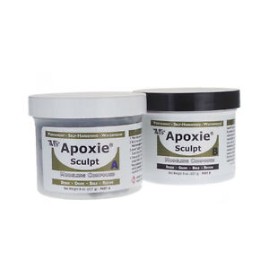 Aves  Apoxie Sculpt - 1 lb - Natural Color - Self-hardening Epoxy Clay