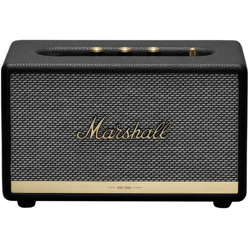 Marshall - Acton II Bluetooth Speaker - Black