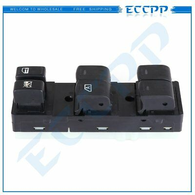 - New Master Power Window Switch for 2007-2012 Nissan Altima Front Driver Side