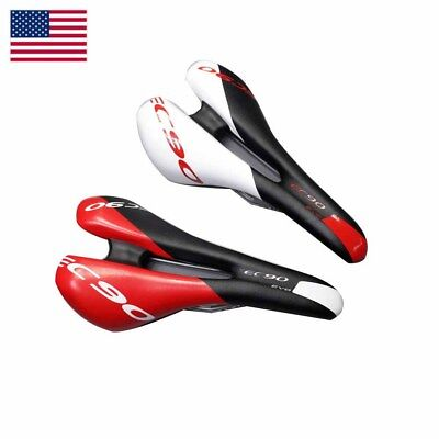 Carbon Cycling MTB Bike Saddle Fiber Mountain Road Bicycle Seat Cushion (Cycling Bicycle Bike Saddle)