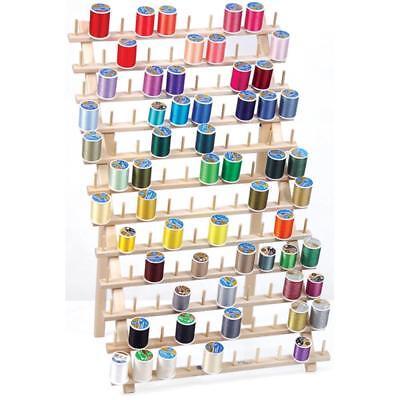 June Tailor Thread Storage and Organiser Mega-Rack II - Holds 60 or 120 Spools