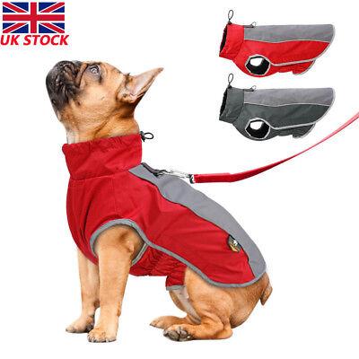 Pug Dog Costume (Warm Pet Dog Clothes Jacket Winter Reflective Dog Coat Pet Costume Clothing)