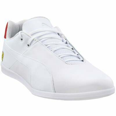 Puma Ferrari Future Cat Sneakers White - Mens - Size 5.5