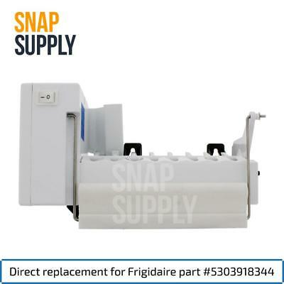 Snap Supply Ice Maker for Frigidaire Directly Replaces Part#: 5303918344 - Part Supply