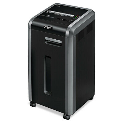 Fellowes 225ci 100 Jam Proof Cross-cut Shredder 22 Sheet 3825001 New