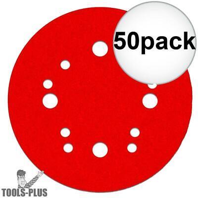 Diablo Dcd050060h50g 50pk 5 Hook Lock Sanding Disc 60 Grit New