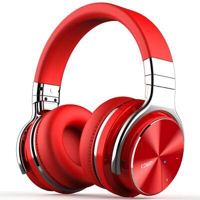 cowin E7 Pro Auriculares Inalámbricos Bluetooth con Micrófono Hi-Fi Deep Bass