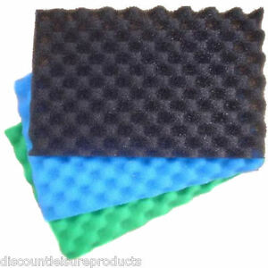 FISH POND FOAM FILTER SPONGE SET 17