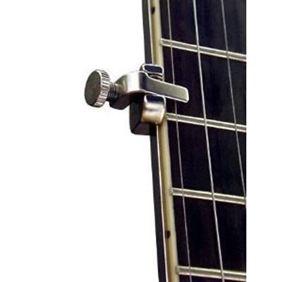 Shubb Banjo Capo - New Shubb FS 5th String Banjo Capo, Nickel Plated Stainless Steel - Made in USA