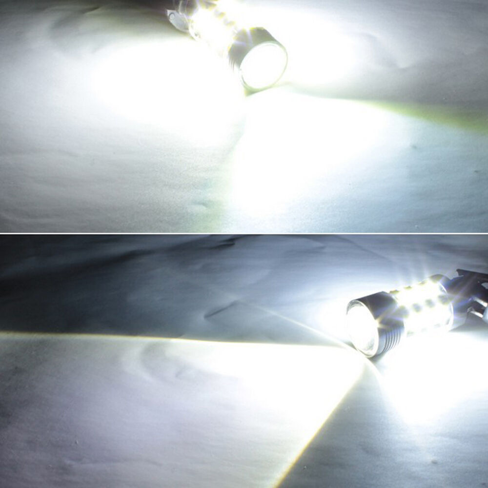 Xenon White No Error Canbus T15 W16W 5630 COB 15-LED Parking Interior Light Bulb