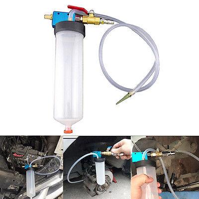 Hydraulic Brake Bleeder - Car Motorcycle Brake Hydraulic Bleeder Clutch Emptying Tools Fluid Exchanger