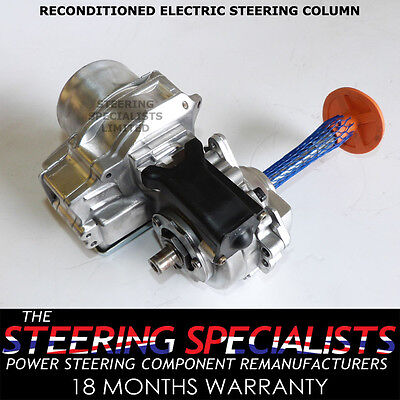 MMERH - NISSAN MICRA K12 TRW EPS ELECTRIC POWER STEERING COLUMN RACK MOTOR ECU