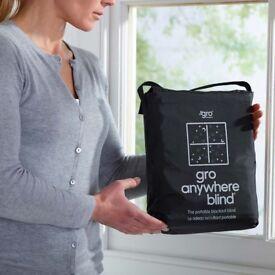 Gro - travel blind x 2