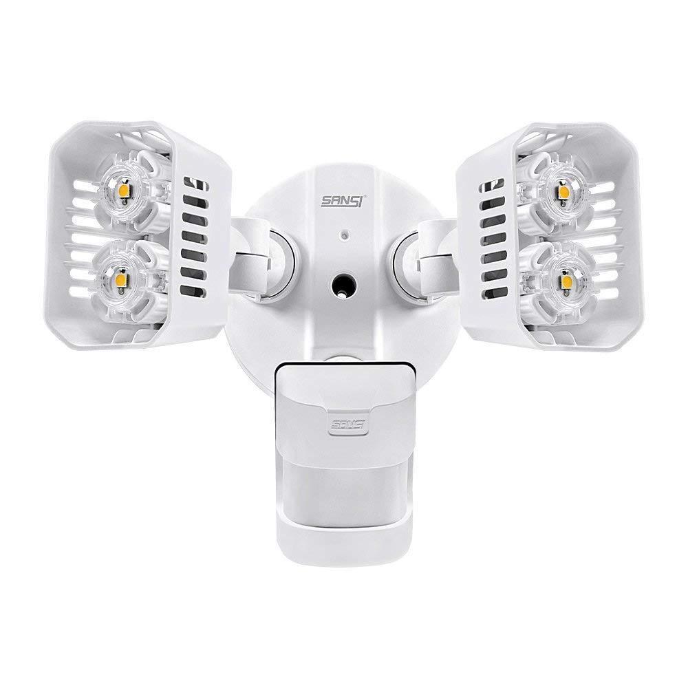 SANSI LED Outdoor Waterproof Floodlight Motion Sensor Securi