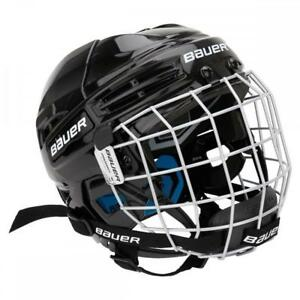Youth Bauer Prodigy Helmet Combo