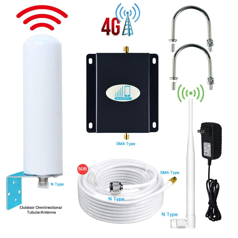 Verizon Signal Booster Cell Phone Signal Booster 4G LTE Veri