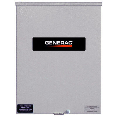 Generac Rtsw400a3 120240-volt 400-amp Automatic Smart Transfer Switch