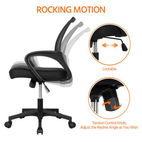 Adjustable Ergonomic Computer Chair