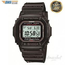 NEW CASIO Watch G-SHOCK RM Tough Solar radio clock MULTIBAND 6 GW-S5600-1JF Men