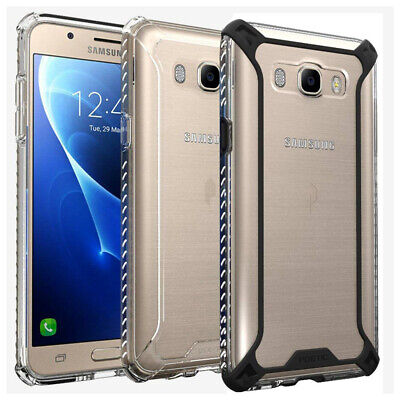 Poetic Samsung Galaxy J7 2016 Case [Affinity] Dual material Shockproof Cover