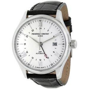 Frederique Constant Men's FC350S5B6 Classics Swiss Automatic Black Watch