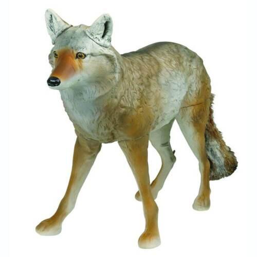 Flambeau Outdoors, Master Series, Lone Howler Coyote Predator Decoy, 1 Piece New