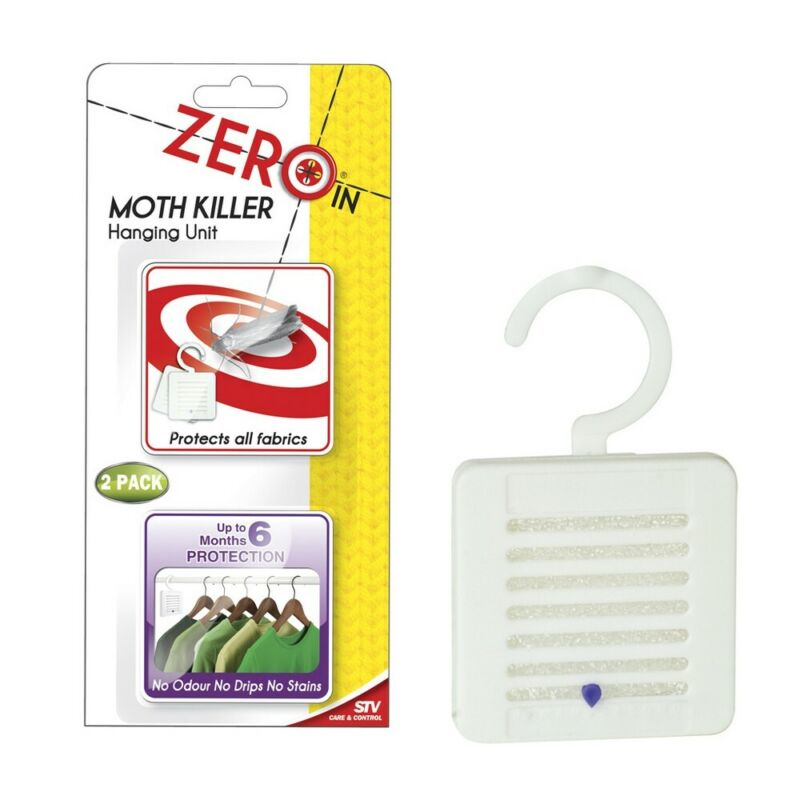 STV International Zero In Moth Killer Hanging Unit (TL1305)