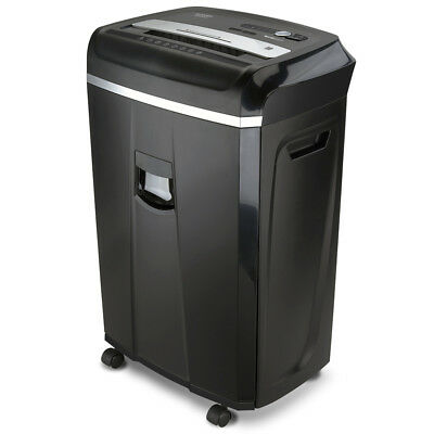 Aurora AU2040XA Anti-jam 20-Sheet Crosscut CD/Paper and Credit Card Shredder