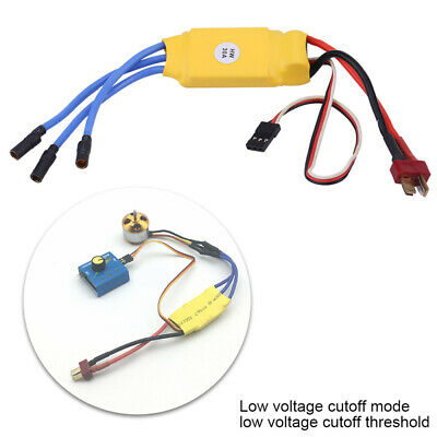 UK 30A Brushless Electronic Speed Controller ESC Motor For FPV drones