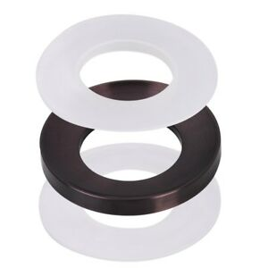 New Oil Rubbed Bronze Mounting Ring For Bathroom Glass Vessel Sink Mount Support