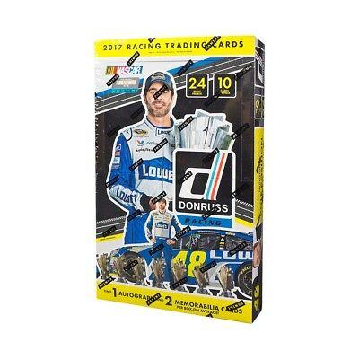 2017 Panini Donruss Racing Hobby Box ()