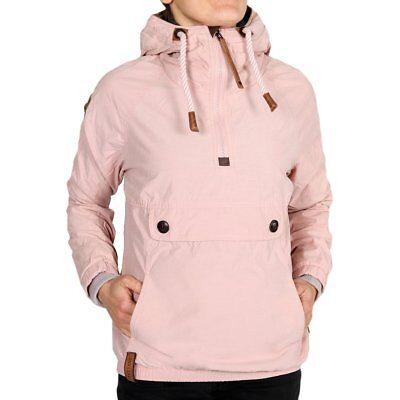 Naketano Penisbutter Jacket Dusty Pink Damen Jacke  Übergangsjacke Rosa
