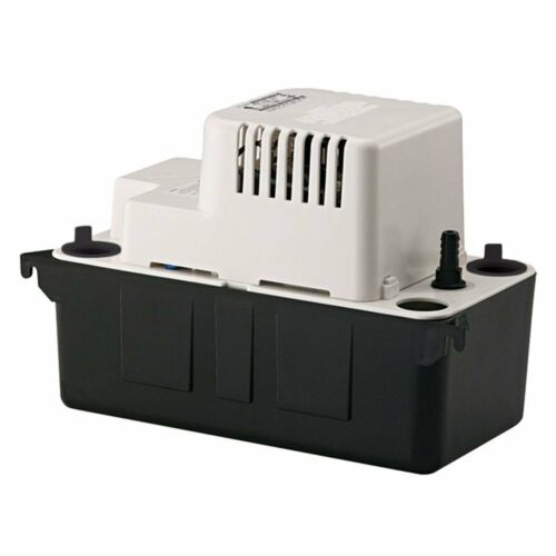 Little Giant VCMA-20ULS 1/30 HP 1/2 ABS Gallon Tank Condensate Removal Pump