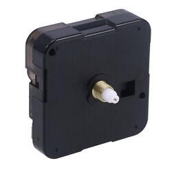 Hand Quartz Wall Clock Movement Mechanism Battery Operated DIY Replacement