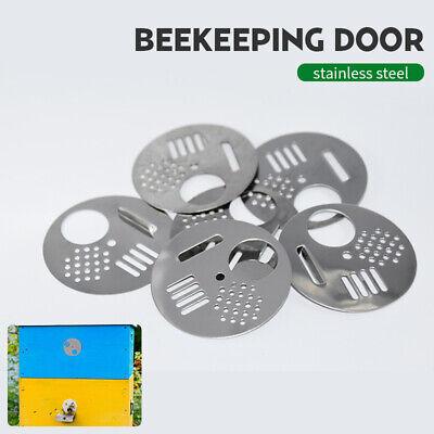 10pcs Anti-run Hive Entrance Beehive Nest Door Gate Beekeeping Equipment