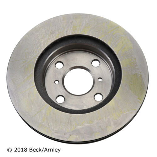 Beck Arnley 083-2407 Brake Disc