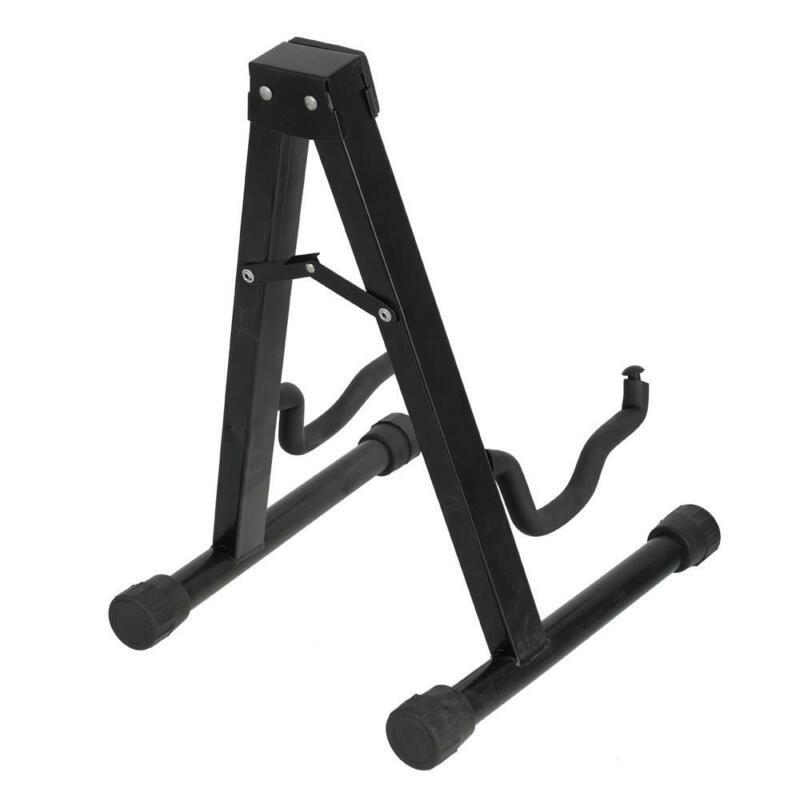 Black Color Metal Adjustable Cello Stand Suitable for 1/8 - 4/4 Size Cello