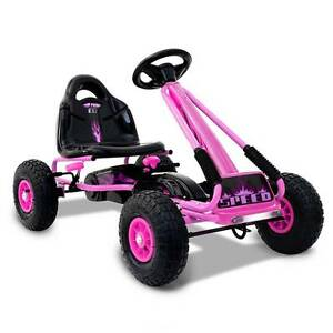 Beautiful Kids Pedal Go Kart - Pink delivered free Aus Wide Perth Perth City Area Preview